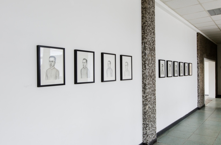 Ausstellungsansicht Zollamt Galerie